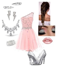 """""""A Date With The Boy Who Lived"""" by harrypotterstyledm ❤ liked on Polyvore featuring beauty, Dolce&Gabbana, Lime Crime, Tessa Packard, Sole Society and Bling Jewelry"""