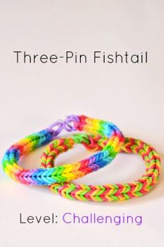 This mom of 4 boys wants a rainbow loom of her own!