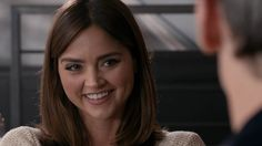 Jenna Coleman as Clara Oswald in Doctor Who: Death in Heaven (8x12).