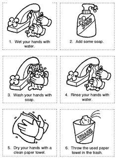 Hand washing                                                       …