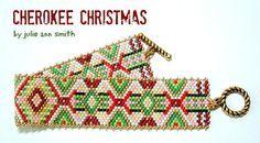 Julie Ann Smith conçoit Bracelet Peyote par JULIEANNSMITHDESIGNS