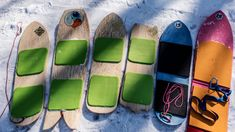 Hva skjer hvis du dropper bindinger på snowboardet? Bli med på snøsurfing. - Aftenposten