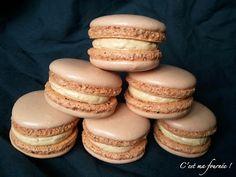 C'est ma fournée !: Macarons caramel au beurre salé (Pierre Hermé)