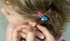 Keep these safety tips in mind before getting your child's ears pierced!