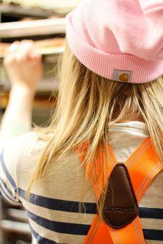 #neon #Carhartt #suspenders?! yes please!
