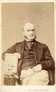 #2oct #1888 (Londres) fallece John Ella, violinista y director de conciertos    http://en.wikipedia.org/wiki/John_Ella