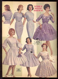 Lana Lobell Spring 1961 Catalog Capturing an irresistibly enchanting air