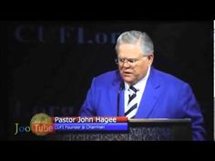 "▶ JOHN HAGEE ON ISRAEL AND THE U.S -- WAKE UP PEOPLE - YouTube - ""Hitler wrote Mein Kampf (my struggle), means jihad (my struggle). The struggle of the Third Reich & the struggle of radical Islam is the same. Hitler killed Jews & then the Christians that opposed him. It begins with the Jewish people but always ends with Christians. This is key to our nat'l security"""