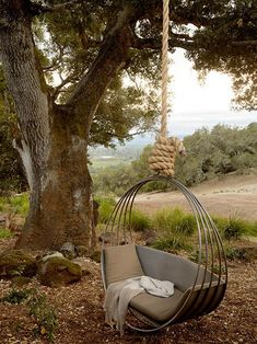 24 Lazy Day Backyard Hammock Ideas For Your Relaxation Area