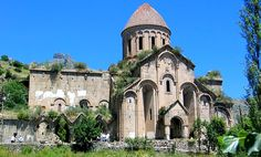 Öşvank Kilisesi Erzurum Visit Turkey, Turkey Photos, The Province, Antalya, Building Design, Art And Architecture, Geography, Places To Visit, Istanbul