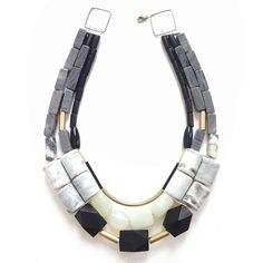 Atmosphere Necklace \ History+Industry