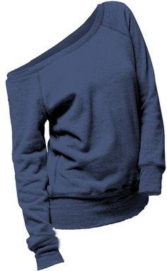 College Hill | Custom ThreadsBella Slouchy Fleece - College Hill | Custom Threads