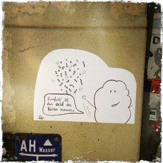konfetti ist das acid des kleinen mannes.