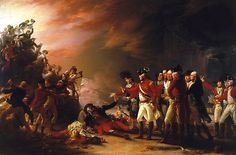 NY – The Sortie Made by the Garrison of Gibraltar (1789) by John Trumbull (1756–1843). This painting by the American painter is located at The Metropolitan Museum of Art, New York City, New York, USA. The address is 1000 5th Ave. @ E. 82 St. in Central Park, Manhattan. https://www.google.ca/maps/place/The+Metropolitan+Museum+of+Art/@40.7794366,-73.9676214,16z/data=!3m1!5s0x89c25896e219e489:0x6c1168e3cbcffb86!4m5!3m4!1s0x89c25896f660c26f:0x3b2fa4f4b6c6a1fa!8m2!3d40.7794366!4d-73.963244