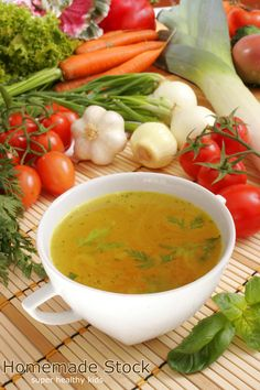 It's actually easier than I thought to make your own broth. Check out the simple steps,.