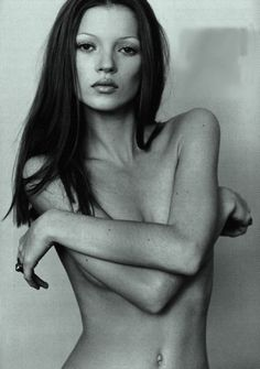 New Kate Moss biography released today on supermodel's 40th birthday
