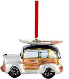 Woody Car Ornament