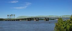 Interstate Bridge - Wikipedia, the free encyclopedia Vancouver Washington, Bridges, Places Ive Been, Google Search, Photography, Free, Photograph, Fotografie, Photoshoot