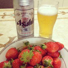My favorite! Asahi