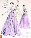 SO VINTAGE PATTERN - Thousands of true vintage sewing patterns.  From 1920s Great Gatsby, Flappers, or Jazz Age fashions, to the vintage 1980s.  Our specialty is the 1940s through the 1950s.  We are the home of the largest selection of vintage Vogue Couturier patterns + Vogue Paris Original patterns.  New listings daily, our featured page is just a sampling of what has just been listed.