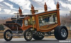 classiccars10:  1850 Boothill Express Custom Show Rod Vía: Classic Car Pictures