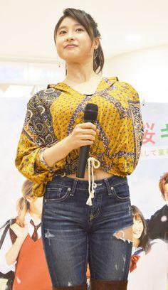 Pin on tsuchiya Japanese Beauty, Asian Beauty, Elegant Girl, Healthy Women, Sexy Jeans, China, Beautiful Asian Women, Asian Woman, Female Bodies