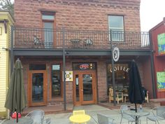 Barking Dog Cafe in Lyons, CO