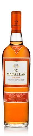 Macallan Amber (Received as a gift from a student upon completion of her conversion, having remembered my fondness for Macallan from a story years earlier - January 2016)