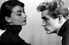 Audrey Hepburn & James Dean : Hola! Este es mi fotolog dedicado a dos grandes actores del cine, Audrey Hepburn y James Dean. Son mis actores favoritos y para mí los mejores del mundo. En la proxima foto les contaré la vida de Audrey Hepburn. | audreydean