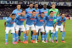 19 agosto 2014 Andata preliminare Champions: Napoli-A.Bilbao 1-1