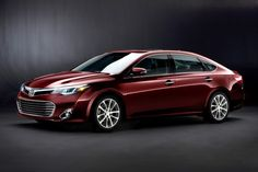 Breaking! Looks like the 2013 Avalon is getting a Hybrid Option in addition to it's complete make over!