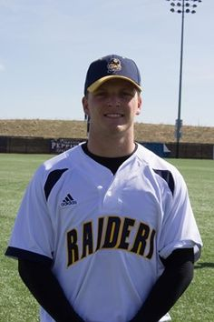 Grand Rapids Community College baseball player Brian Cappellio was named MCCAA's Second Team All-Conference.