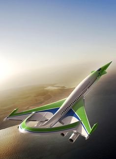 NASA/Lockheed Martin Supersonic Green Machine