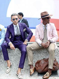 Pitti Uomo 90 – Street Style – Day 1
