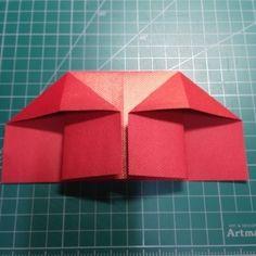 [종이접기] 색종이 수납함 : 네이버 블로그 Gato Origami, Diy And Crafts, Paper Crafts, Oragami, Container, Origami Diagrams, Boxes, Paper Craft Work, Paper Crafting