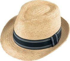 dbf804cbd3b88 Henschel Hat Co. - Raffia Fedora Hat