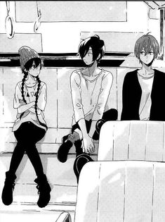 Does anyone know what manga this is from?