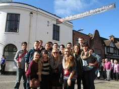Read the blogs of students who studied in London in Fall 2012!