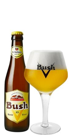 Dubuisson Brewery - Bush Blonde 33cl
