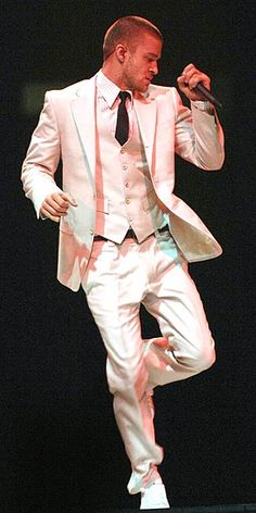 Justin Timberlake-Nothing more to say but this boy can dance!
