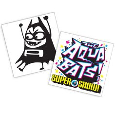 Aquabats tattoos