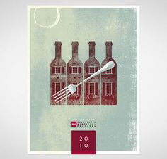 Charleston Wine and Food Festival poster, love it Wine Design, Bottle Design, Food Design, Festival Posters, Art Festival, Graphic Design Art, Graphic Design Inspiration, Food Inspiration, Restaurant Poster