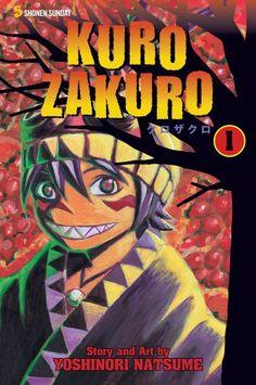Kurozakuro, Vol. 1 #manga