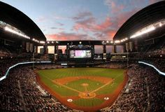 Chase Field, AZ  been