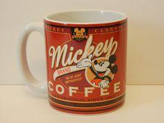 Disney Store Mickey Brand Coffee Mug        $9.97           1539