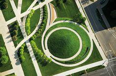 University of Cincinnati Ohio, Campus Green on The National Design Awards Gallery