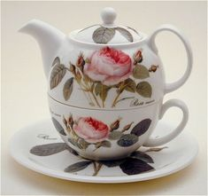 Bone China Tea for One