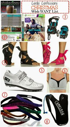 Blog Post from http://www.cardioconfessions.com Christmas Wish List / Gift Guide Part 2 #giftguide #wishlist #fitgear #fitness #fitnessgadgets #fitgadgets #health #running #gear #fitnessgear #christmaslist