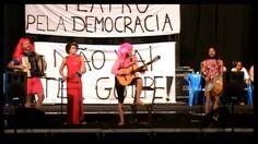 Banda Hétera canta sátira Sérgio Moro num País Tropical