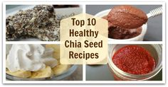Share It!Share It! Chia seeds are small and mild but pack all kinds of goodness in every ounce. Gluten and cholesterol free, they're full of healthy nutrients, antioxidants and the right kind of fats; and are also rich in natural proteins and fiber. Keep reading for these – quick and simple …